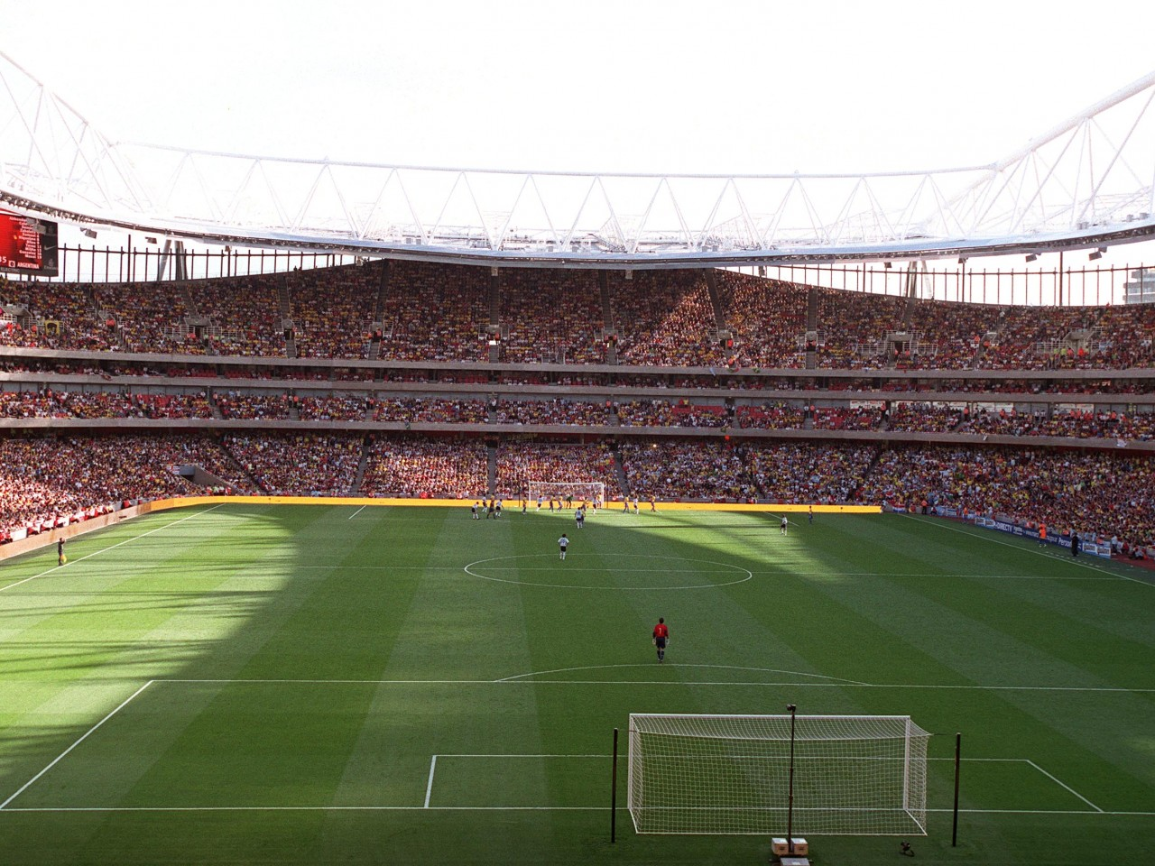 Arsenal v Leicester City - 12 Aug 2017