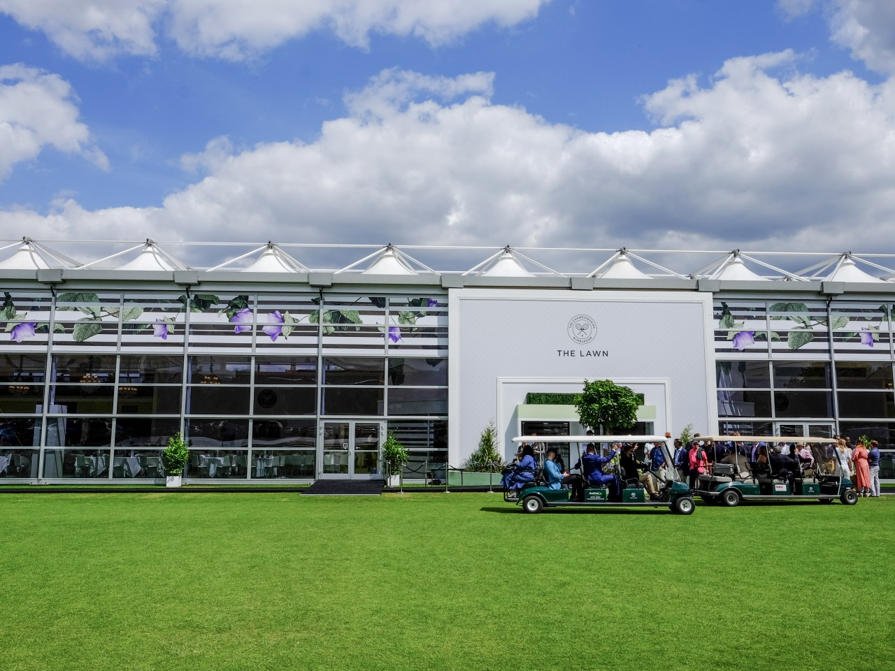 The Lawn - The Championships, Wimbledon