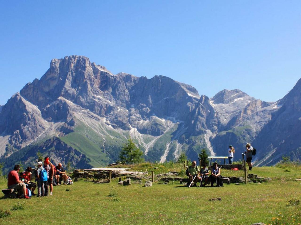 Cortina e le Dolomiti