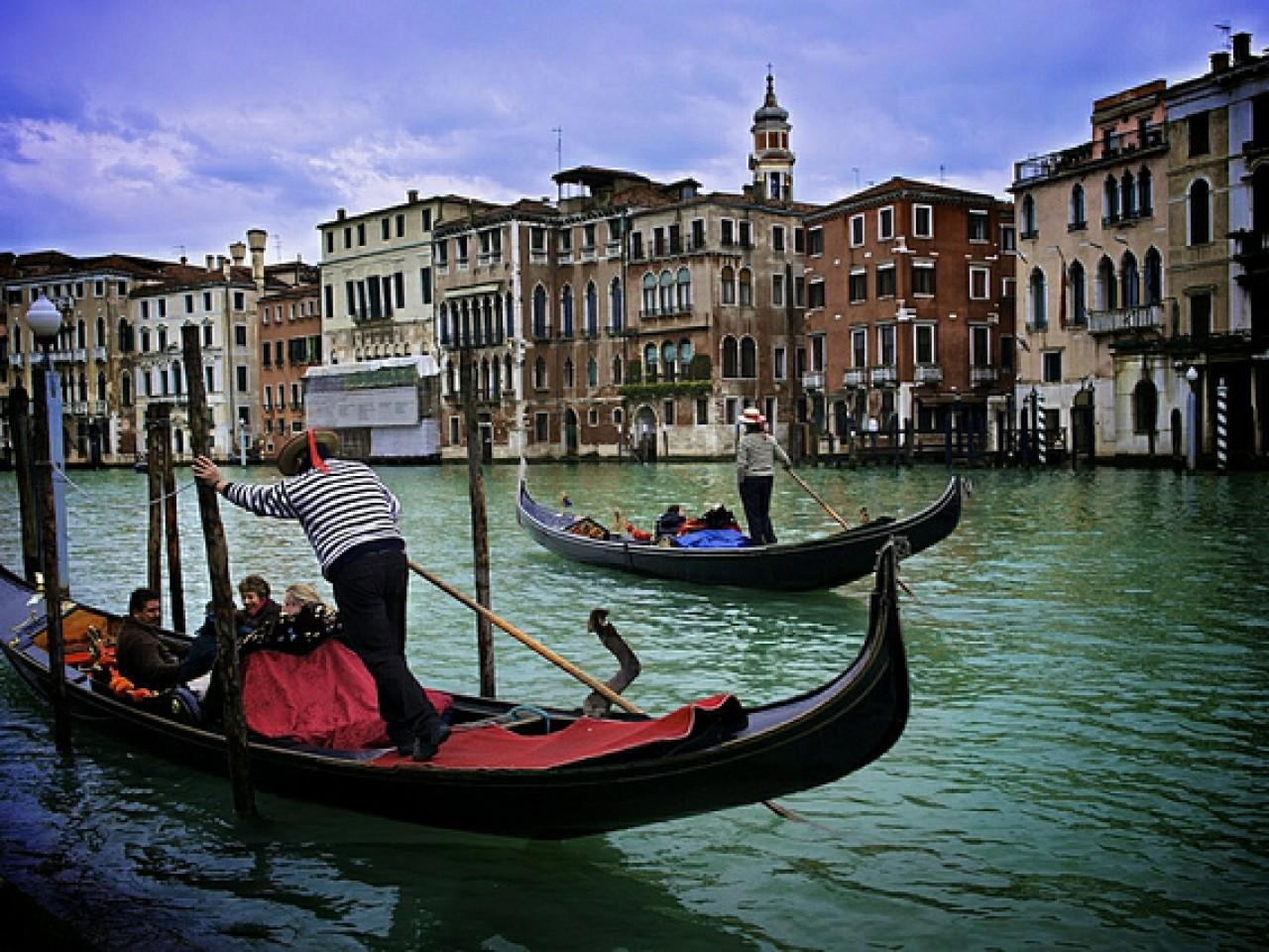 Walking Tour of Venice