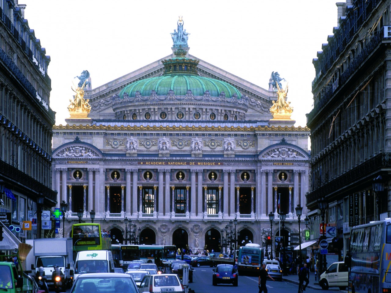 Paris Music Festival for Choirs & Orchestras