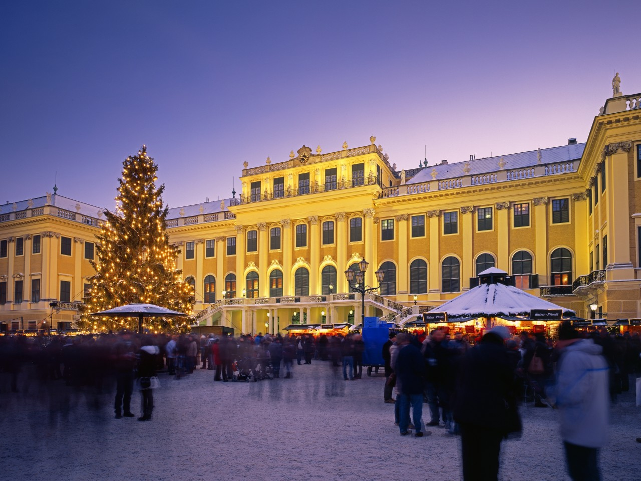 Imperial Vienna: Music,Art & Christmas Markets: 29 Nov 19
