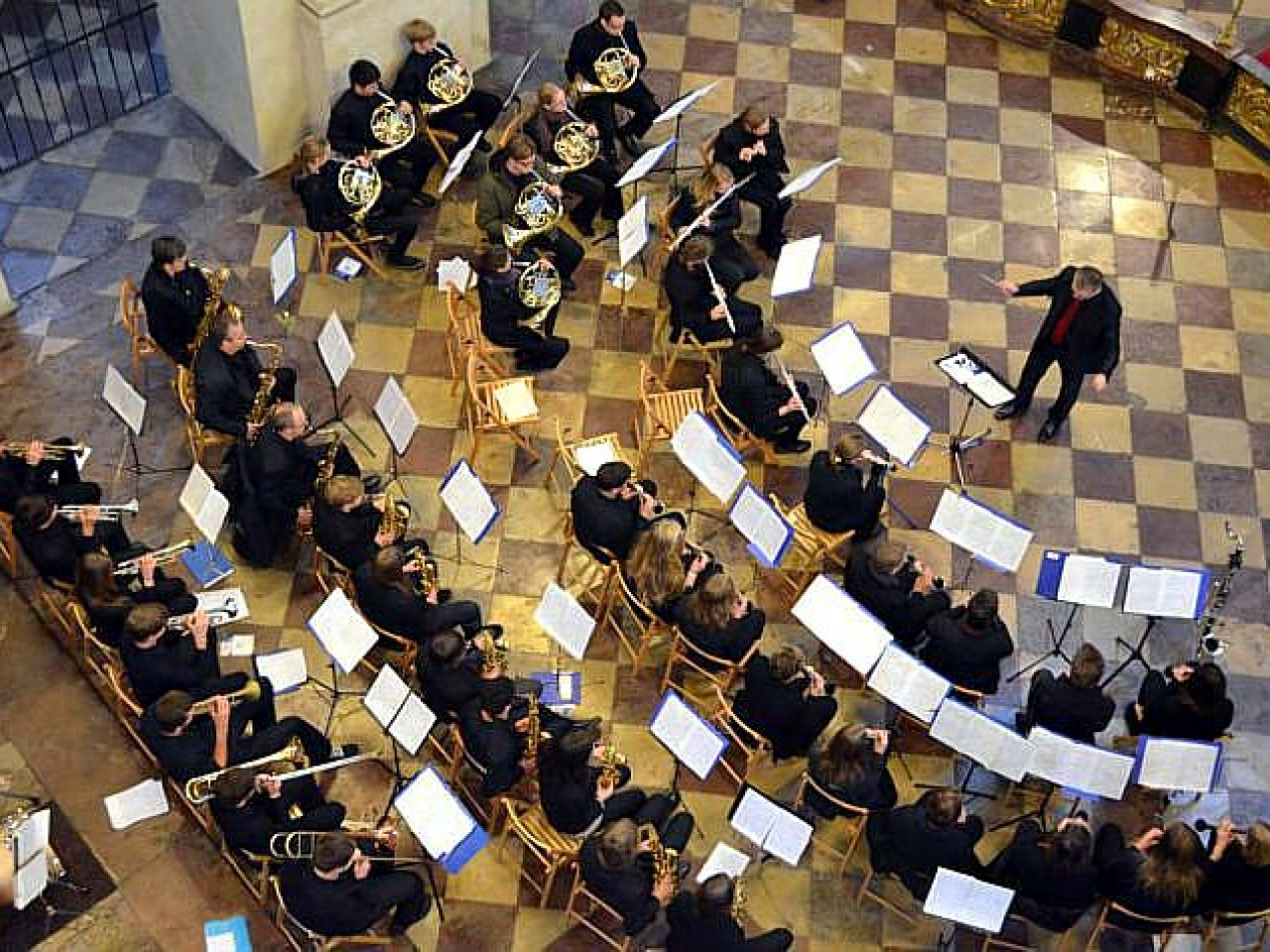 Praha Music Festival for Choirs & Orchestras