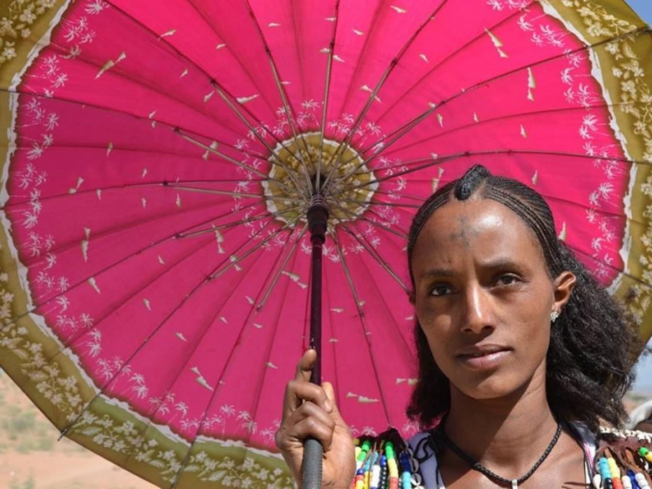IN VIAGGIO CON ENZA IN ETIOPIA