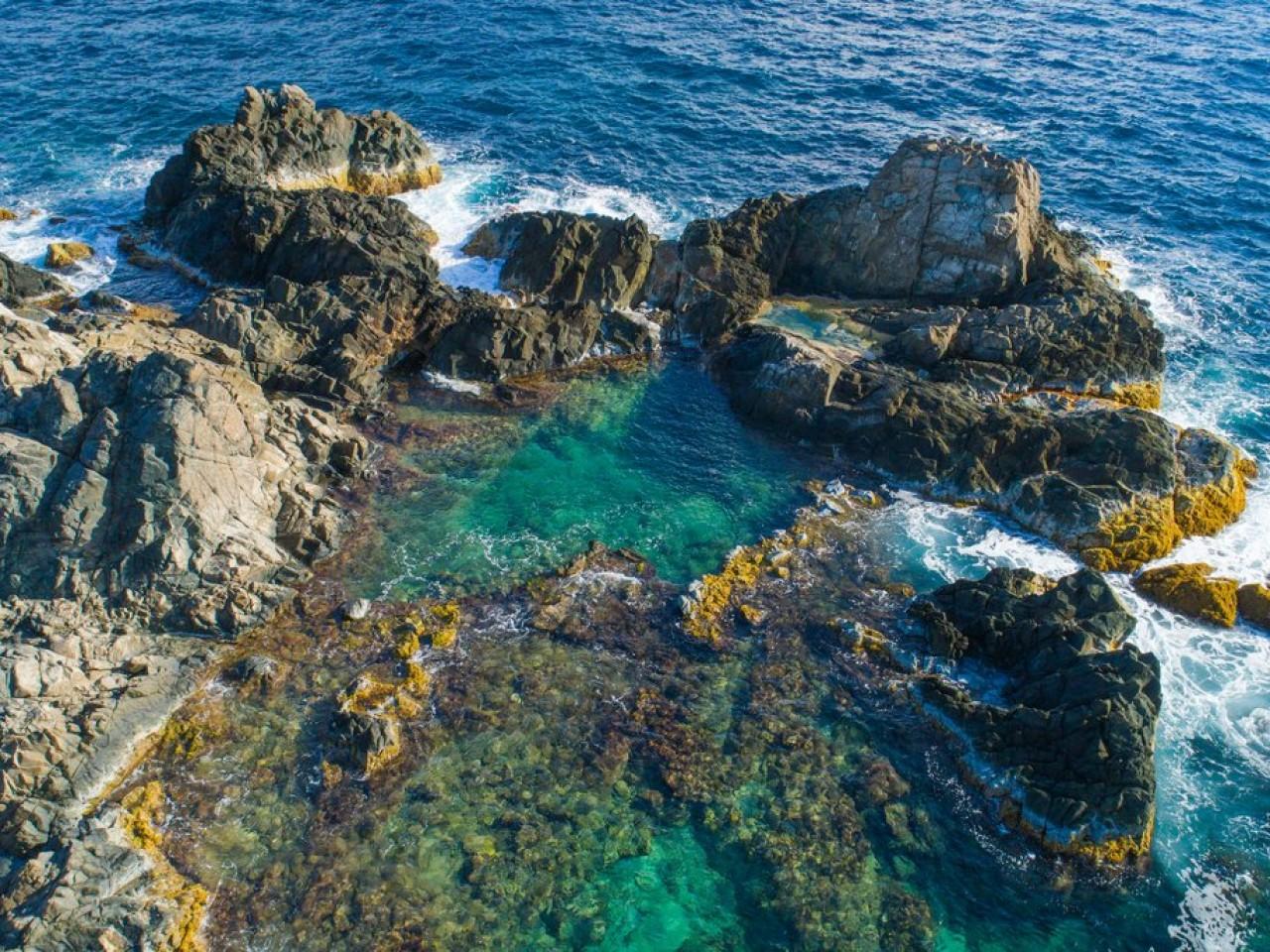 Piscina Natural Aruba