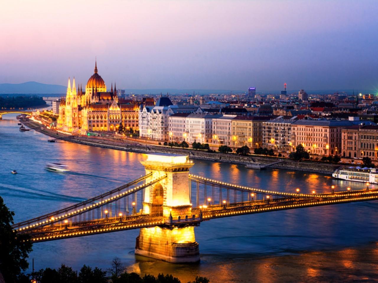 Ballet in Budapest & The Christmas Markets: 01 December 2019