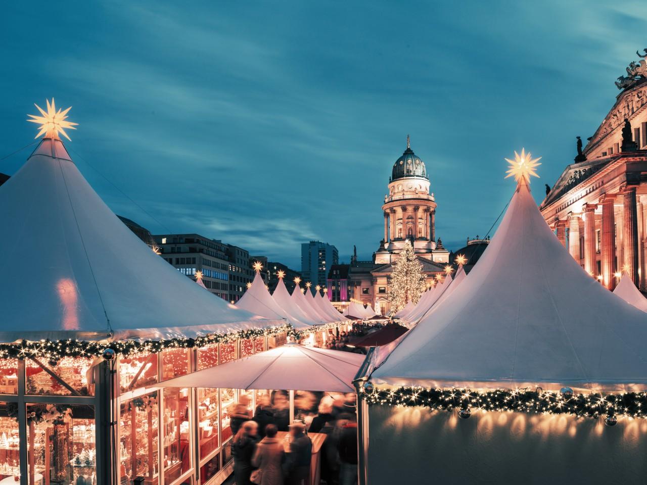 Europe's Best Festive Breaks