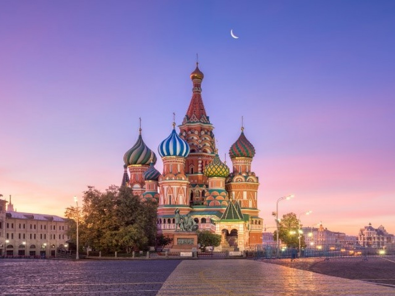 Music in Moscow & St.Petersburg: 17 April 2020