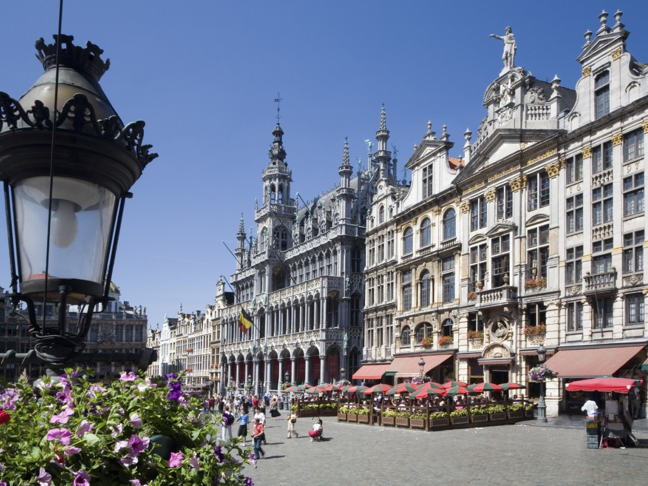 Brussels and Antwerp with André Rieu in Concert: departing 1