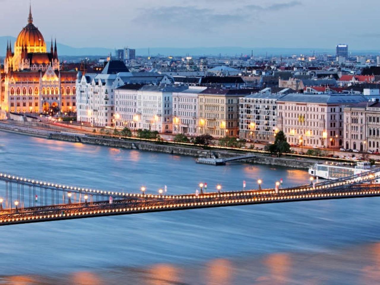 Budapest International Choral Celebration  & Laurea Mundi