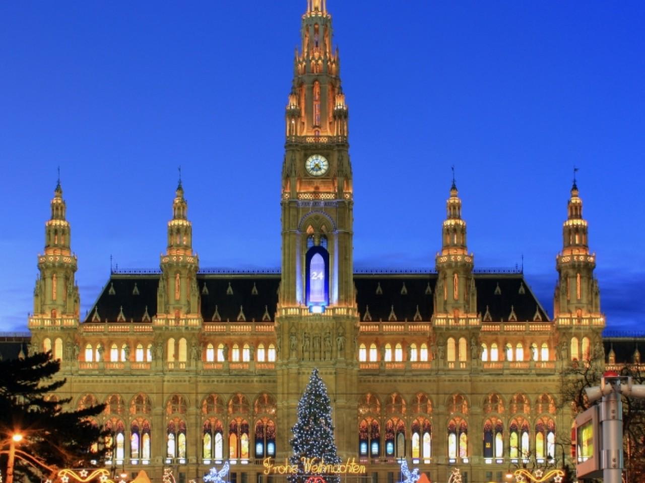 Vienna Christmas Markets