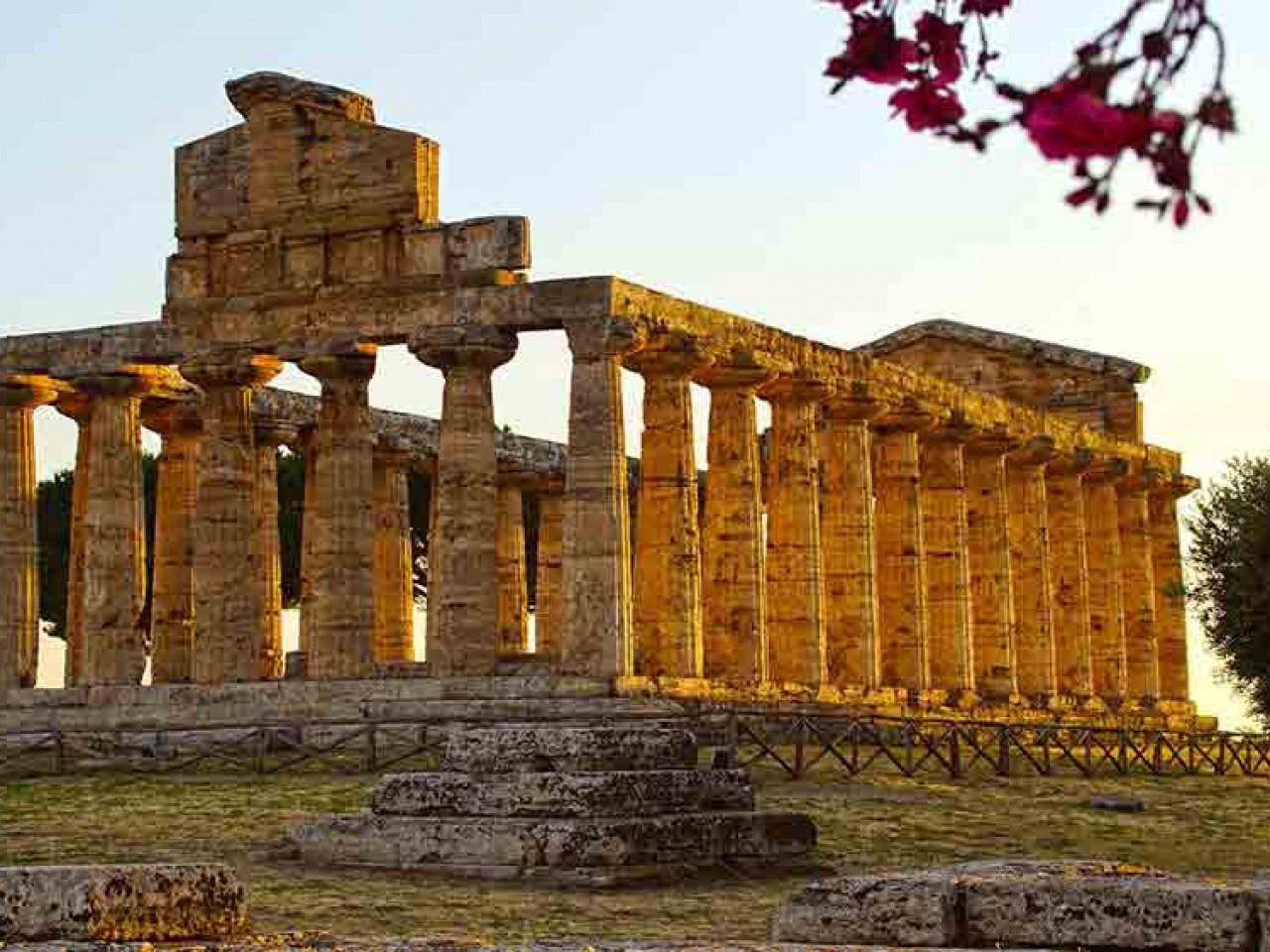 Paestum: la terra dei miti e della cultura