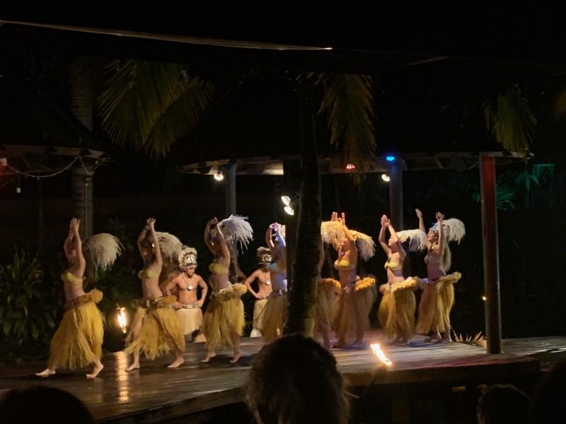 Rarotonga - Island Night Dinner Show