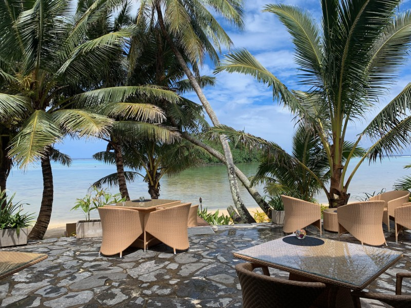 Rarotonga - Nautilus Resort