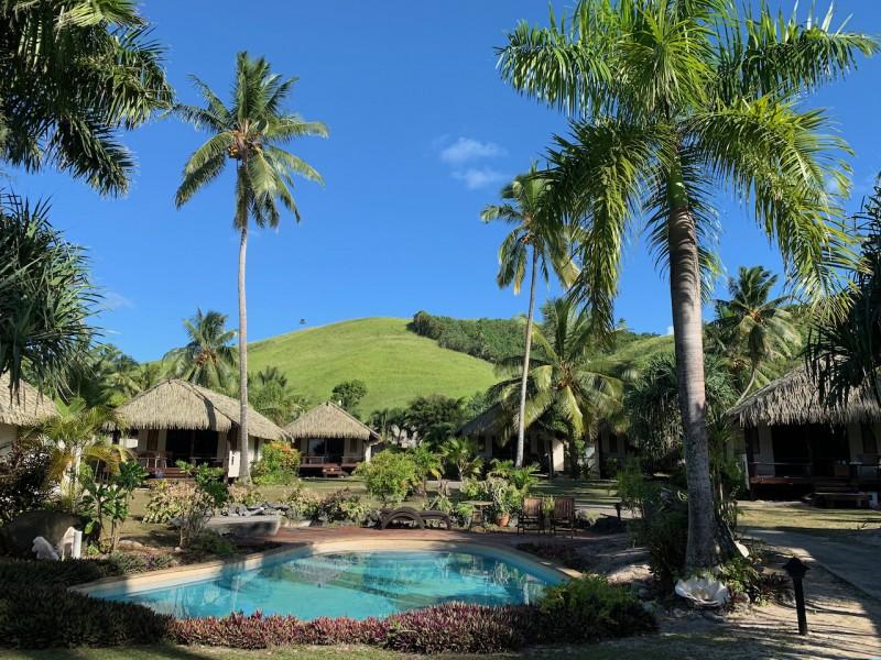 Aitutaki - Tamanu Beach