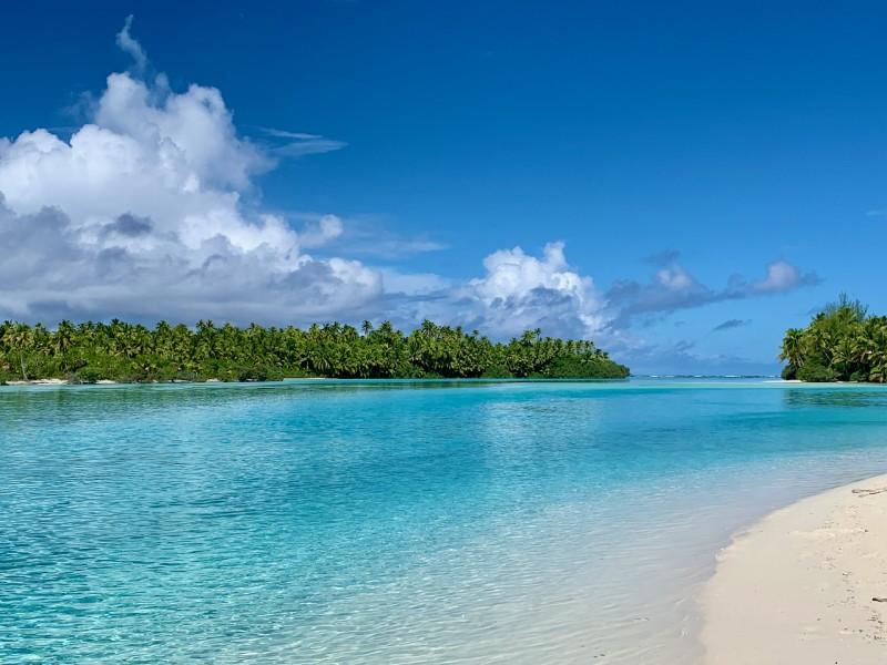 Aitutaki - One Foot Island