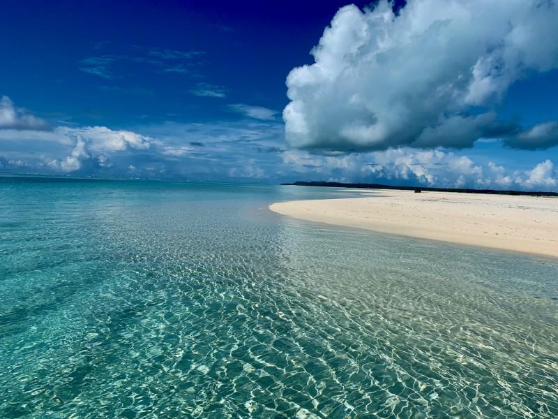 Aitutaki - Honeymoon Island