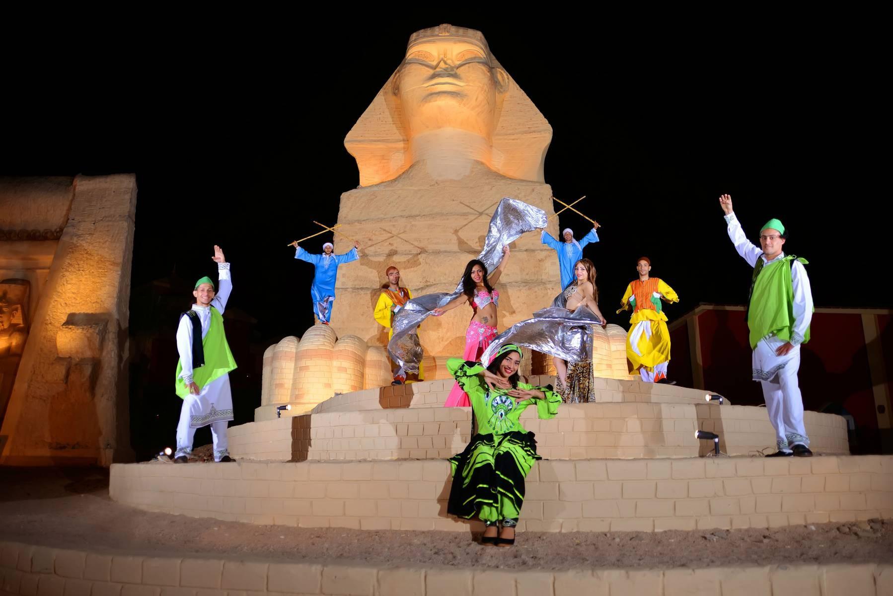 1001 Arabian Night Show